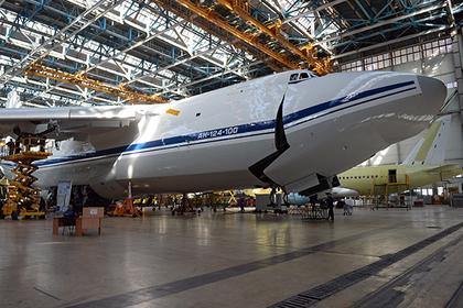 Россия «создаст» замену украинскому Ан-124 через 30 лет