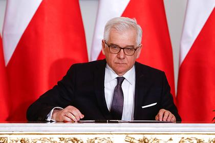 Польша почувствовала несправедливость и вновь захотела денег от Германии