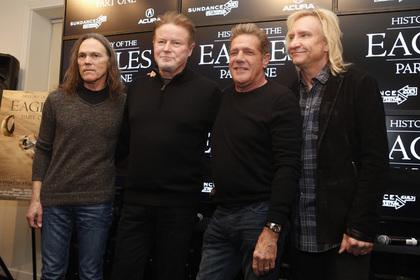 Рокеры Eagles потеснили Майкла Джексона с музыкального Олимпа