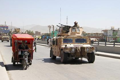 Президента Афганистана обстреляли во время мусульманского праздника