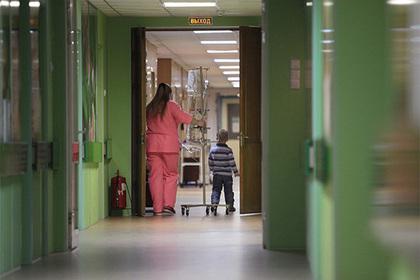 Российских медиков заподозрили в антисанитарии при работе с детьми
