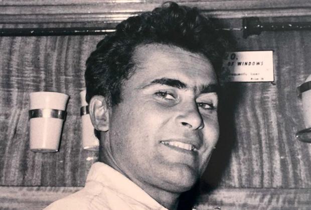 Михаил Фоменко в 1960-м году