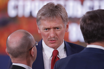 В Кремле ответили на обвинения Microsoft