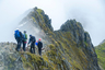 Единственный маршрут, расположенный в Европе — 14 вершин Сноудонии, что в одноименном регионе на севере Уэльса. Задача максимум —подняться на все 14 вершин Уэльса высотой более 3 тысяч футов (914,4 метра) за один день. Именно в Сноудонии тренировались перед восхождением на Эверест его первые покорители Эдмунд Хилари и Тенцинг Норгай.