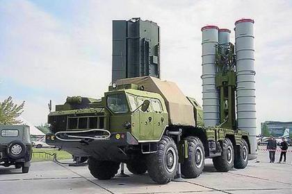«Алмаз-Антей» рассказал о замене С-500
