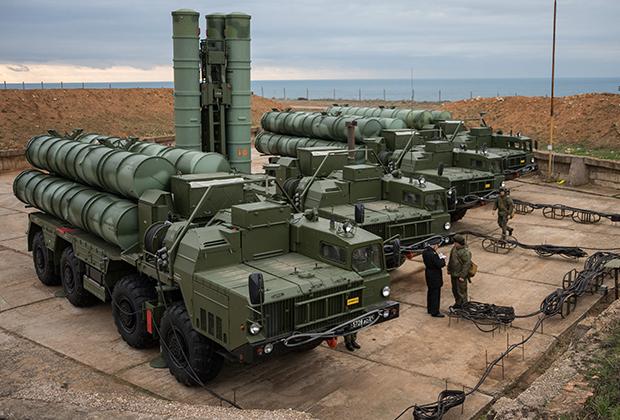 Особую ярость Вашингтона вызвало решение Анкары приобрести у Москвы ракетные комплексы С-400