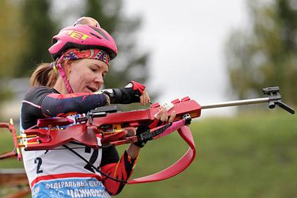 Еще три российских биатлониста решили выступать за другую страну
