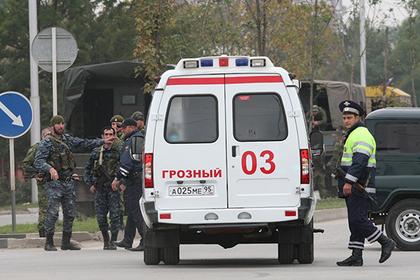 В Чечне умер выживший после атаки на полицейских