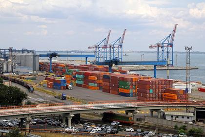 Киев подсчитал задержанные Россией в Азовском море иностранные судна