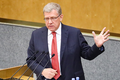 Кудрин призвал увеличить пенсии до 70 процентов от зарплаты