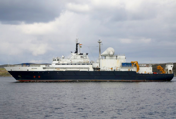 Корабль «Янтарь»