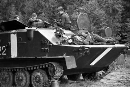 Чехия признала оккупацией ввод войск СССР и союзников во время Пражской весны