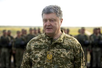 Порошенко захотел сильнейшую армию в Европе