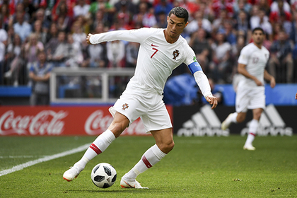 Роналду назвал лучший гол в карьере