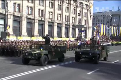 Украинские военные обкатали приветствие «Слава Украине!»