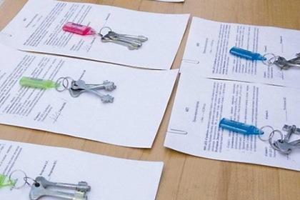 Подмосковные чернобыльцы получили жилищные сертификаты