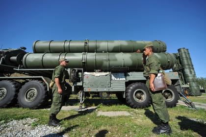 Раскрыты характеристики новой ракеты С-400