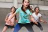 Спортивные футболки и леггинсы из коллекций adidas ClimaCool и adidas Performance отлично подойдут не только для уроков физкультуры, но и для школьных соревнований по бегу.