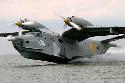 Истребители английских ВВС поднялись ввоздух из-за вылетевшего изКрыма самолёта-амфибии