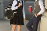 Сдержанная, но неформальная версия школьной одежды предполагает замену стесняющего движения блейзера или пиджака практичным жилетом.