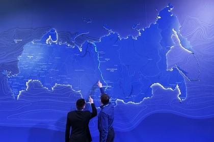 Минэкономики предложило переделить Россию