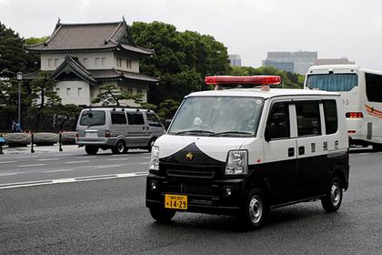 Пьяный японец соврал полицейским ради поездки домой на машине