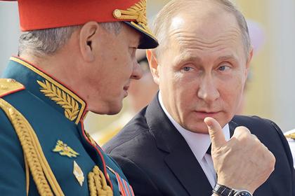 Путин сходил в горы с министром обороны и директором ФСБ