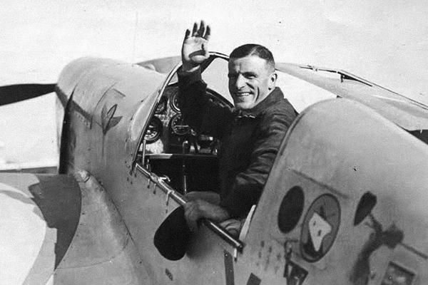 Легенда латвийской авиации Герберт Цукурс
