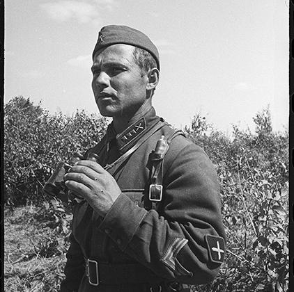 Истребительная бригада. Сталинградский фронт, 1942 год.