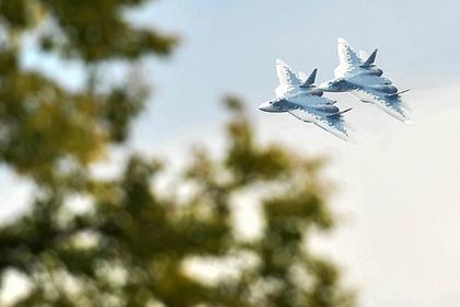 Су-57 свяжут с землей