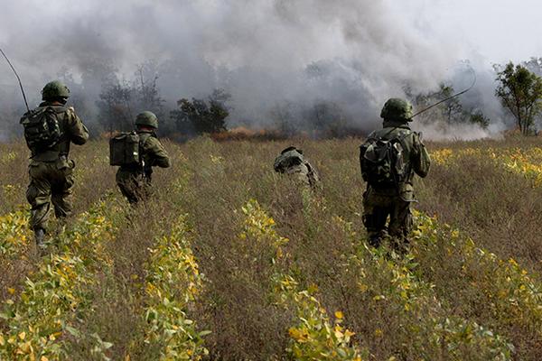 Рада схвалила допуск іноземних військовослужбовців на територію України у 2021 році для участі в навчаннях