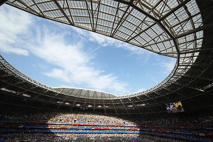 На стадионе чемпионата мира отключили электричество за долги