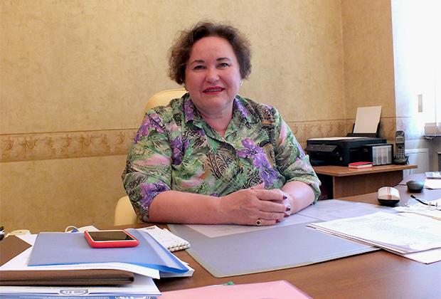 Заведующая кафедрой региональной экономики, профессор Кемеровского госуниверситета, д.э.н. Галина Мекуш