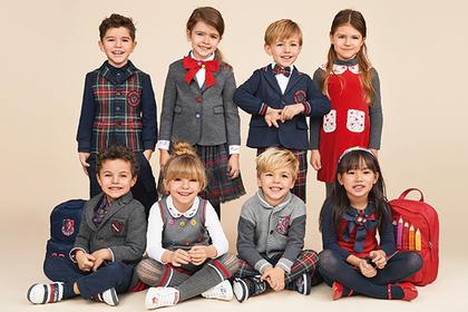 fe6be1b1 Люксовые марки оденут детей в школу: Явления: Ценности: Lenta.ru