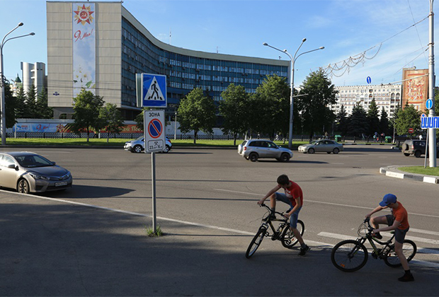 Виды города Новокузнецка