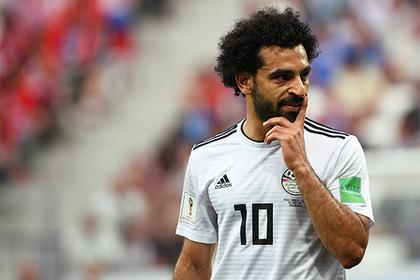 Салах пожаловался на пребывание в Чечне во время чемпионата мира