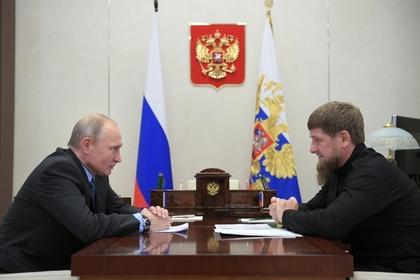 Защитники прав человека обиделись наКадырова иобратились кПутину