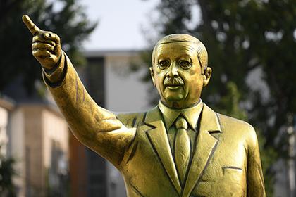 Немцев лишили золотого Эрдогана