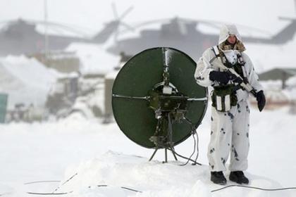 В Арктике началось строительство базы ПВО