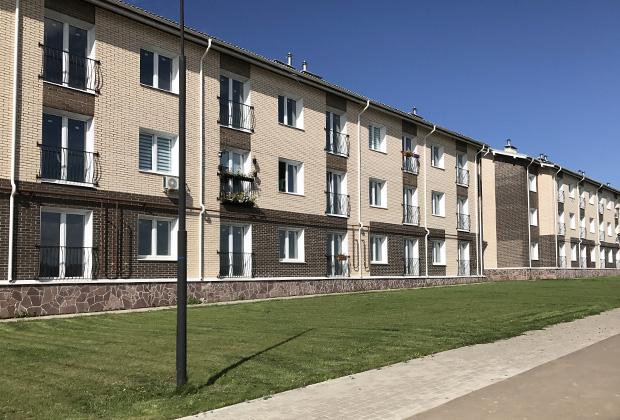 ЖК «Борисоглебское», который расположен в деревне Зверево