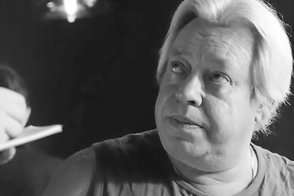 Артист Сергей Таланов скончался в столице