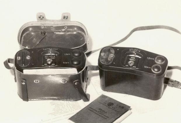 Устаревшие армейские дозиметрические приборы по-прежнему опасны