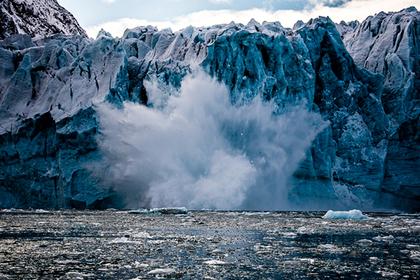 """В Арктике нашли """"климатическую бомбу"""""""
