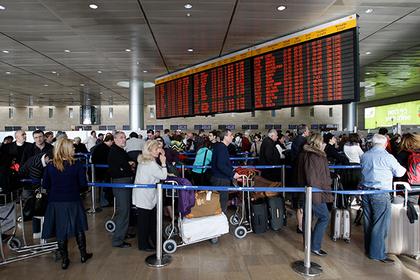 Пьяные евреи подрались с украинцами и задержали рейс