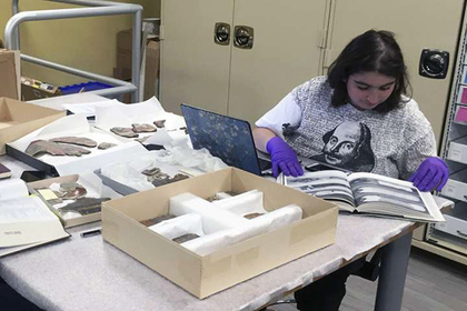 На египетской мумии обнаружили скрытые письмена