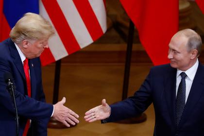 Песков допустил вероятность трех встреч Путина и Трампа до конца ...