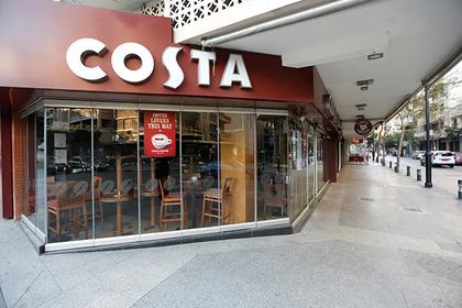 Coca-Cola покупает Costa Coffee за $5 млрд