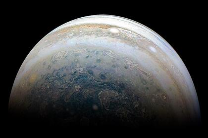 На Юпитере нашли воду