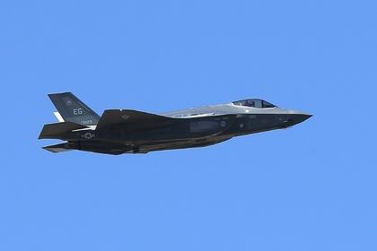 У американского F-35 нашли серьезную уязвимость