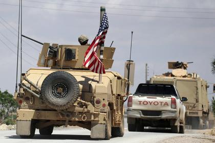 США обвинили в подготовке боевиков для захвата Пальмиры